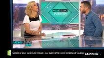Médias le Mag - Laurence Ferrari : Fan de Christiane Taubira, elle se confie !