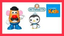 Octonauts Toys - jouets octonauts - Cbeebies - Octonautas -  바다탐험대 옥토넛  Disney Toy Story Surprise Egg Unboxing Opening Mr Potato Head Toys