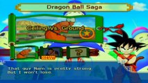 Dragonball Z: BT3 - Gameplay Walkthrough - Part 24 - Dragonball Saga - Battle in Korin Tower