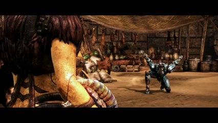 Cyber Sub-Zero fait son retour de Mortal Kombat X