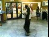 Cours répétition salsa 2007 25 mai 2007
