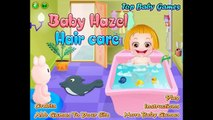 Baby Hazel Haircare Games-Baby Games 2013 # Watch Play Disney Games On YT Channel