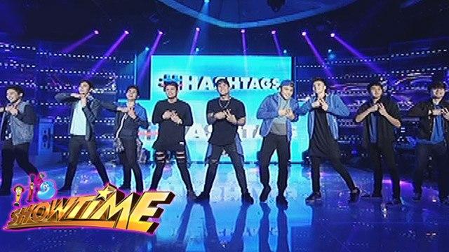 It's Showtime: Hashtags' hip hop dance performance