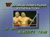Iron Sheik & Nikolai Volkoff vs Mr Wrestling II & Gripley Championship Wrestling Dec 14th, 1985