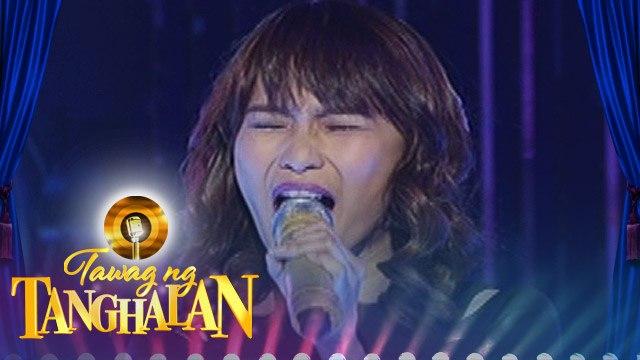 Tawag ng Tanghalan: Rachel Gabreza is still Tawag ng Tanghalan's defending champion