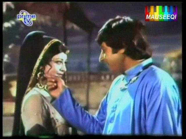 Raat Bhar Jiya Mora (with Akhlaq Ahmed) Umang - Original DvD Nayyara Noor Vol. 1