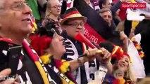 Veliko slavlje rukometasa Njemacke nakon osvjenog zlata