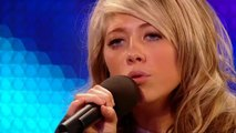 Paige Turley sings Bon Iver\'s Skinny Love on Britain\'s Got Talent 2012 - preview