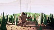 ""\""""Colosse - A Wood Tale"""" by Yves Geleyn  Disney Favorite""