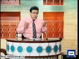 Hasb e Haal - 31 January 2016 - Azizi as Tariq Aziz