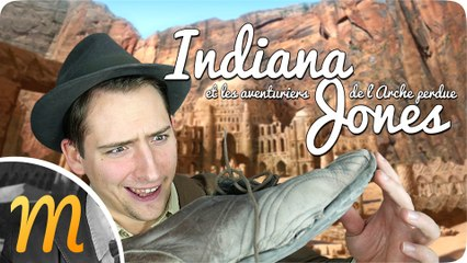 Math se fait - Indiana Jones