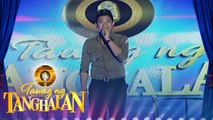 Tawag ng Tanghalan: Jeremiah Tiangco, new Tawag ng Tanghalan champion!