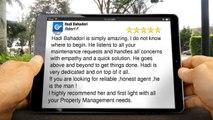 Hadi Bahadori Laguna NiguelTerrific5 Star Review by Robert F.