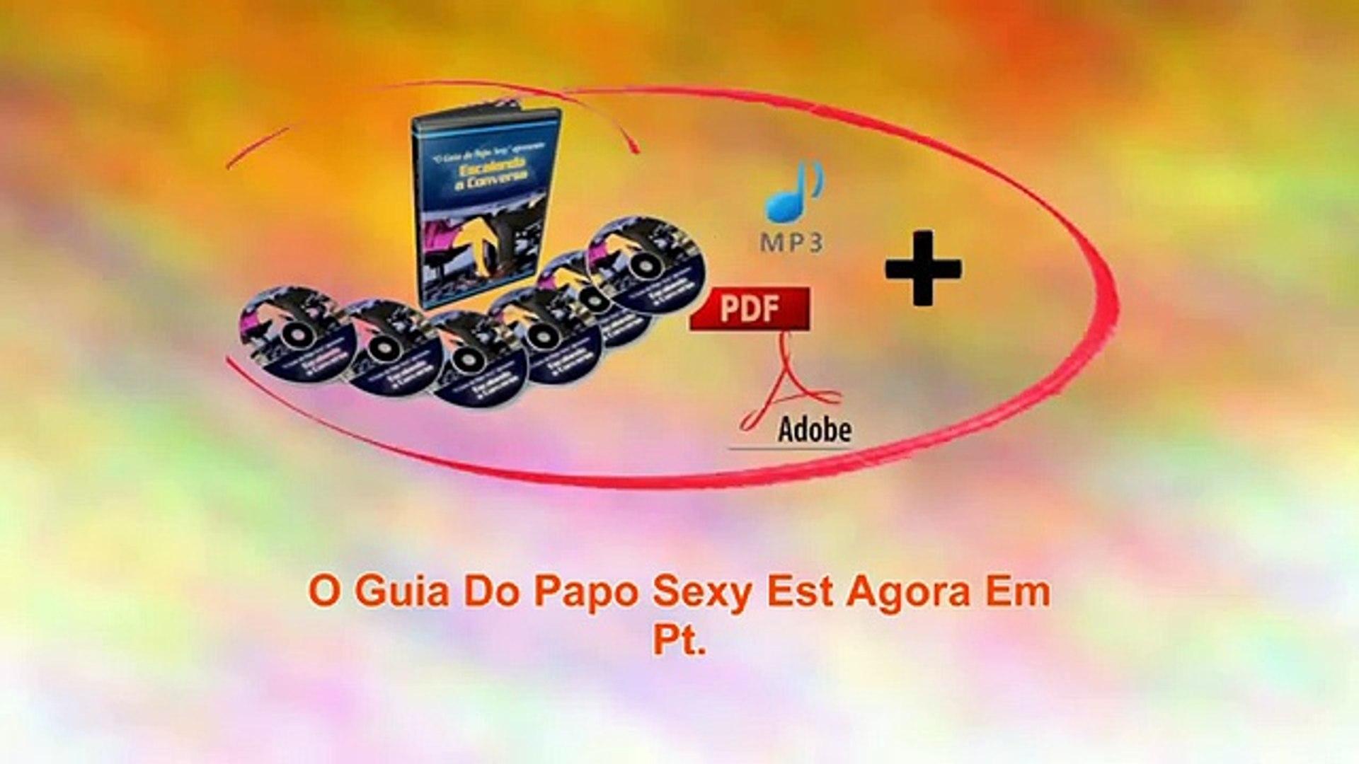 Guia Do Papo Sexy -- Portuguese Version Of Make Small Talk Sexy