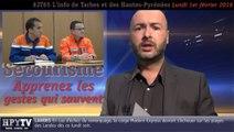 [JT65] L'info de Tarbes et des Hautes-Pyrénées (1er février 2016)
