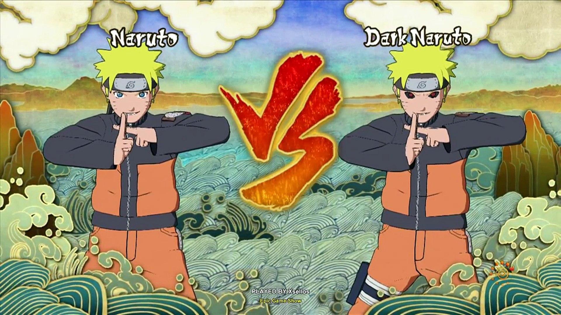 Naruto Shippuden: Ultimate Ninja Storm 3: Full Burst [HD] - Naruto Vs Dark Naruto
