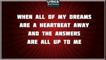 One Moment In Time - Whitney Houston tribute - Lyrics