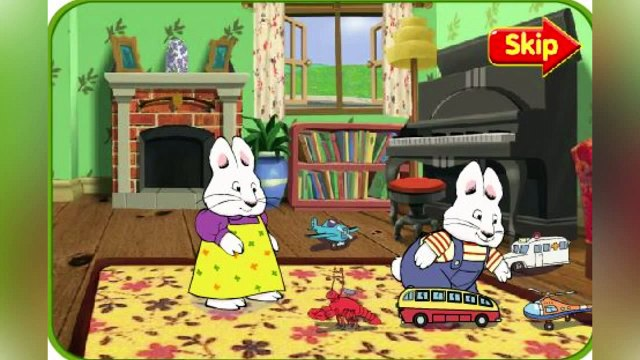 Max & Ruby - Toy Parade - Max & Ruby Games!