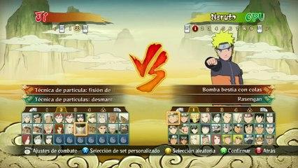 Naruto Shippuden Ultimate Ninja Storm Revolution : DLC Kages Antes de morir #22