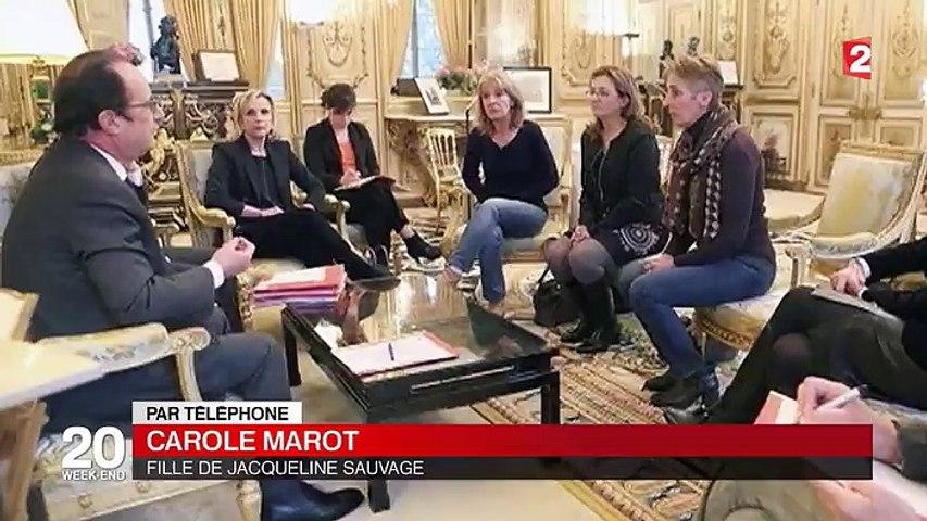 Jacqueline Sauvage graciée : premières réactions d'une de ses filles