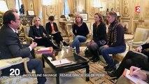 """Affaire Jacqueline Sauvage : François Hollande lui a accordé une """"remise gracieuse"""""""