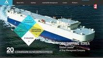 Modern Express : pourquoi le navire a basculé ?
