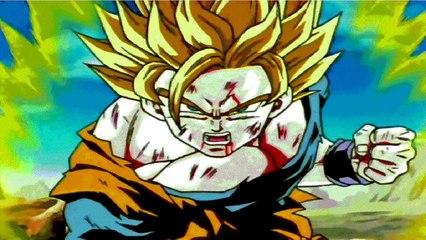 DRAGON BALL Z Fukkatsu no F : GOKU NO SE TRANSFORMARA EN SUPER SAIYAN , Freezer Entrena ...