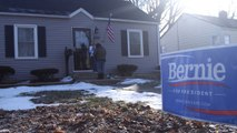 Democratic campaigns' ground game in high gear before Iowa caucuses