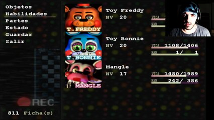 EN BUSCA DE TOY CHICA - Five Nights at Fuckboys 2 #4 (Español) FNAF Fan Game