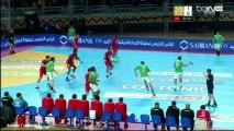 Match Handball CAN 2016 Tunisie vs Algérie - Première mi-temps 29-01-2016