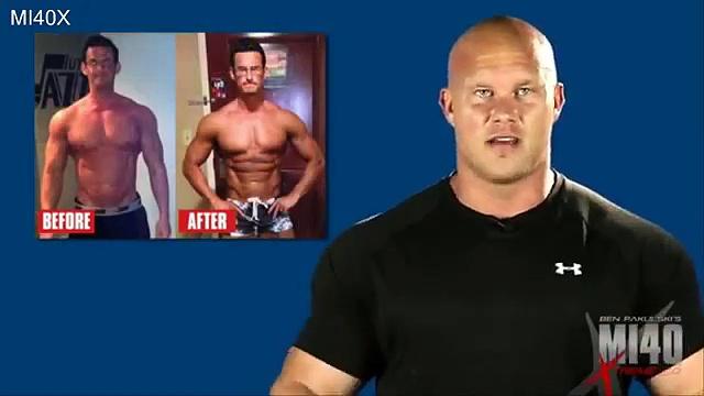 Muscle Building Workouts – MI40X Complete Workout Program