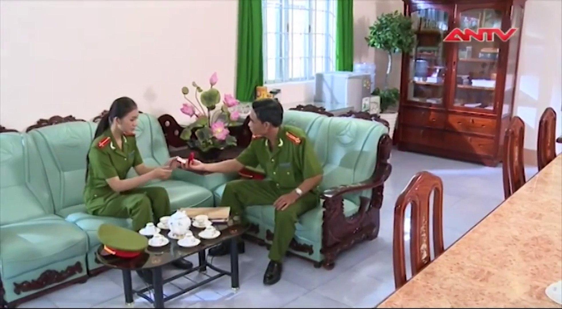 CON GÁI ÔNG TRÙM TẬP 13 - Phim BOM TẤN độc quyền trên ANTV