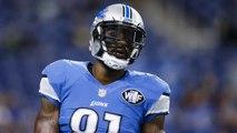 Lions WR Calvin Johnson to Retire