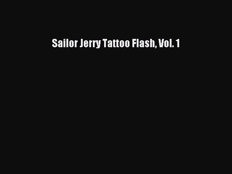 Pdf Download Sailor Jerry Tattoo Flash Vol 1 Pdf Full Ebook Video Dailymotion