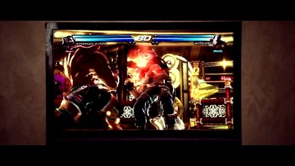TEKKEN Tag Tournament 2 - Official Snoop Dogg Knocc Em Down Music Video