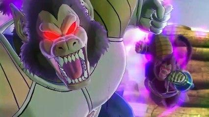 Dragon Ball Xenoverse : Luchando Contra Vegeta Y Su Transformación En Ozaru - Saga Saiyan ! #3