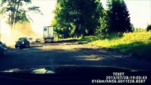 NEW Car Accident and Crash compilation Russian Roads Car Crashes2014 #1031 Car accident-