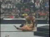 JBL Vs. Batista Summerslam 2005 Highlights