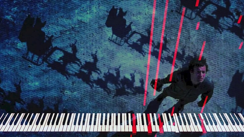Muse - Falling Away With You | Piano Version