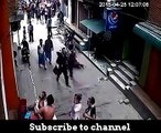 Nepal earthquake CCTV Footage Nepal Hit by Another Major Earthquake
