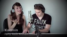 MUSIC VIDEO CLIP: LMFAO - Party Rock Anthem (Cover by Karmin)