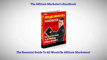 Affiliate Marketing (Handbook) with Unrestricted Private Label Rights.