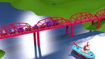 Shapes for kids kindergarten toddlers preschoolers. Shape train. Choo Choo and 3D shapes.