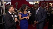 Idris Elba I SAG Awards Red Carpet 2016