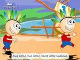 Edewcate english rhymes Ten Little Indians Nursery Rhyme