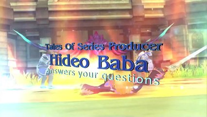 Tales Of - Hideo Baba community Interview Part 4