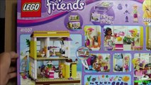 Lego Friends Stephanie and Kate 41037 LEGO House Collection Kids Toys