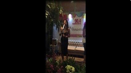 Shanty - Bukan Adam Hawa Live Performance @ Cosmopolitan FM 4th Anniversary