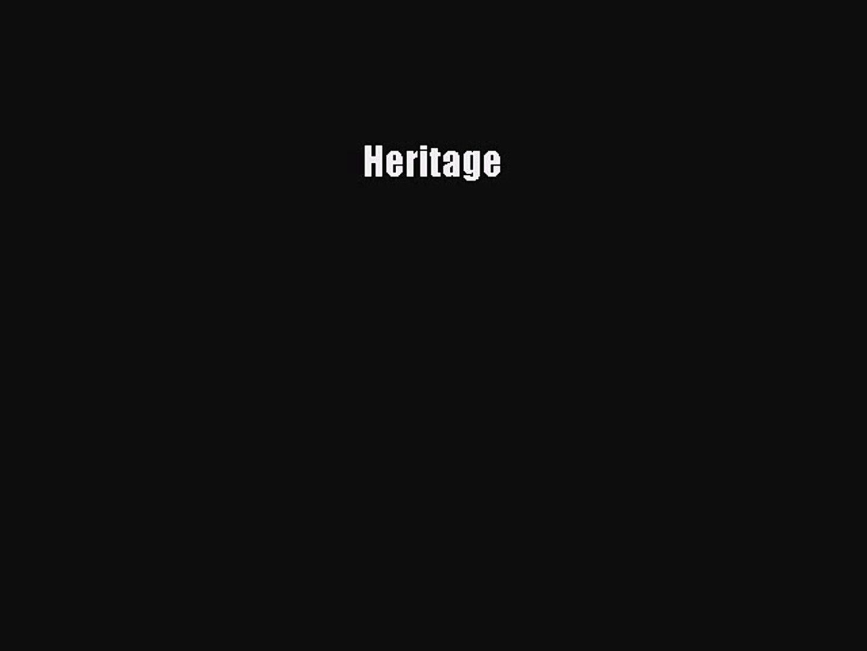 Heritage  Free Books
