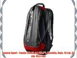 Lenovo Sport - Funda (3962 cm (15.6) Mochila Rojo 19 cm 33 cm 455 cm)